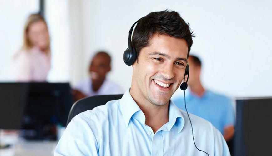 Customer Care Executive training
