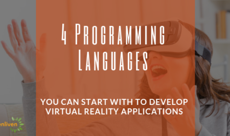 4 Programming Languages you can start with to develop Virtual Reality Applications