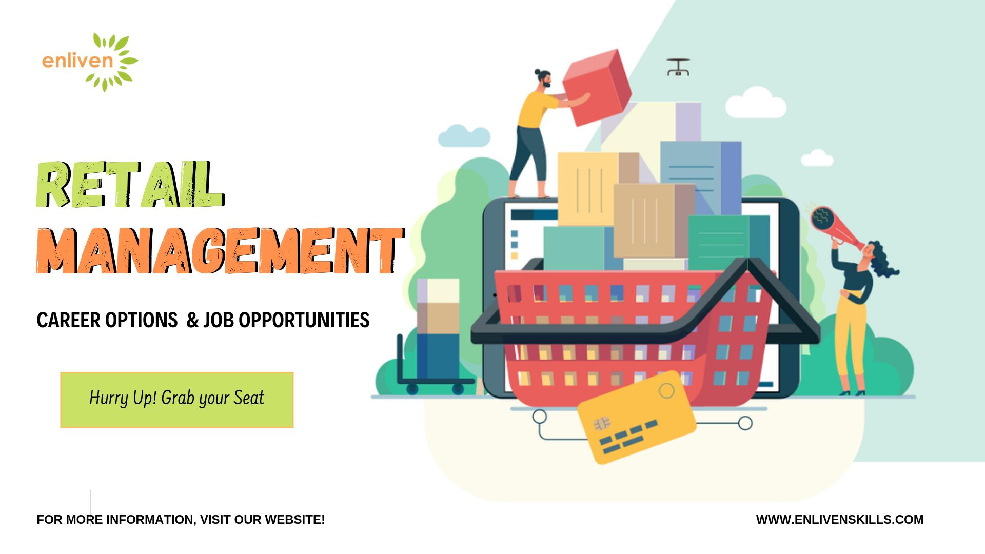 Retail Management training program