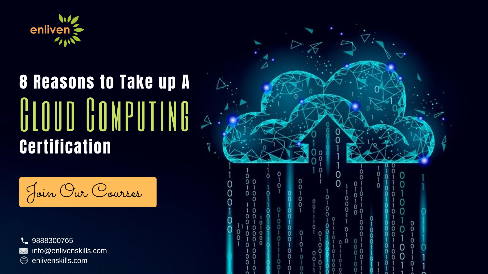 best cloud computing courses in Chandigarh