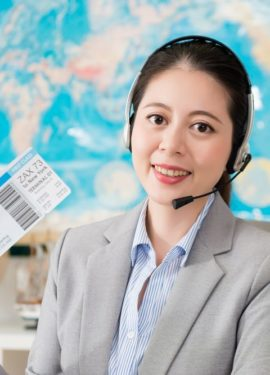Airline Customer Service Executive