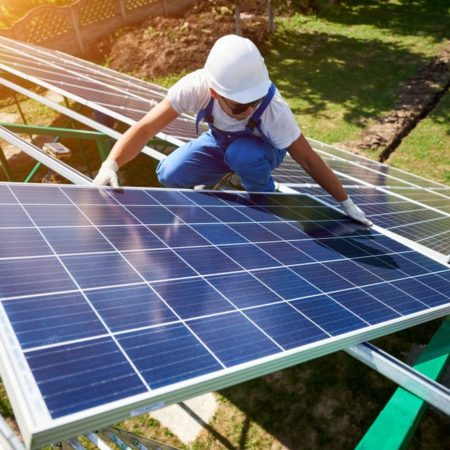 Solar Panel Installation Technician
